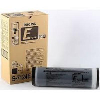 Краска черная Riso RZ/MZ9/ME-HD (1000мл) (S-7124E)