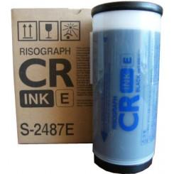 Краска черная Riso CR (800мл) (S-2487E)