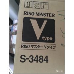 Мастер пленка Riso А3 V8000 (200 кадров) (S-3484E)